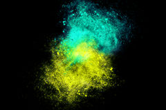 Абстрактный дизайн Multi цвета Стоковое Изображение