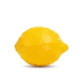 Абстрактный лимон с стилем треугольника Стоковое фото RF