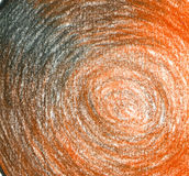 Абстрактный карандаш цвета scribbles предпосылка Стоковые Фото
