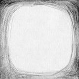 Абстрактный карандаш scribbles предпосылка Стоковое фото RF