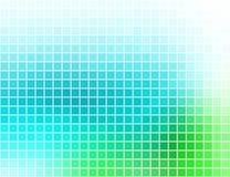 абстрактный квадрат мозаики предпосылки крыл черепицей Стоковое фото RF
