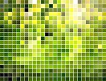 абстрактный квадрат мозаики предпосылки крыл черепицей Стоковые Изображения