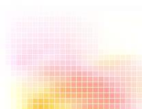 абстрактный квадрат мозаики предпосылки Стоковая Фотография