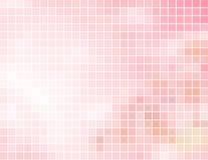 абстрактный квадрат мозаики предпосылки Стоковое Изображение