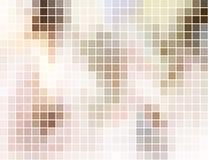 абстрактный квадрат мозаики предпосылки Стоковые Фотографии RF