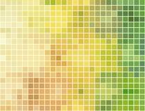 абстрактный квадрат пиксела мозаики предпосылки Стоковое Фото