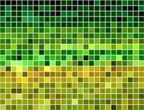 абстрактный квадрат пиксела мозаики предпосылки Стоковое Изображение RF
