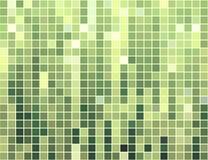 абстрактный квадрат пиксела мозаики предпосылки Стоковые Изображения RF