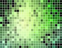 абстрактный квадрат пиксела мозаики предпосылки Стоковые Фото