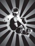 абстрактный кек самосхвата Стоковая Фотография RF