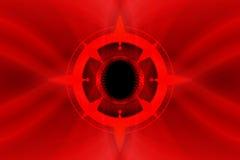 абстрактный компас иллюстрация штока