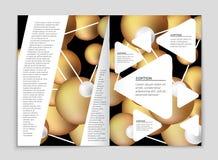 Абстрактный комплект предпосылки плана вектора Для дизайна шаблона искусства, список, титульный лист, стиль темы брошюры модель-м иллюстрация штока