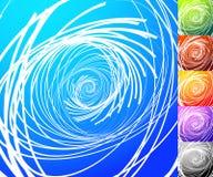 Абстрактный комплект предпосылки Квадратные предпосылки формата с geometri Стоковые Изображения