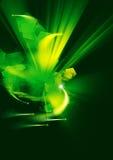 абстрактный космос взрыва предпосылки Стоковое Изображение