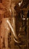 Абстрактный коллаж масла Стоковое Изображение RF