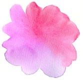 Абстрактный красный розовый пурпур Стоковая Фотография