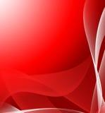 абстрактный красный цвет предпосылки Стоковая Фотография