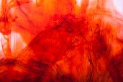 абстрактный красный цвет предпосылки Стоковая Фотография RF