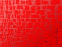 абстрактный красный цвет предпосылки Стоковое Фото