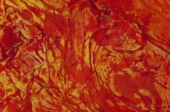 абстрактный красный цвет холстины предпосылки Стоковое Изображение RF