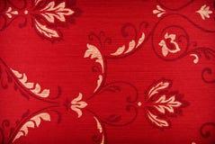 абстрактный красный цвет цветка предпосылки Стоковое Изображение RF