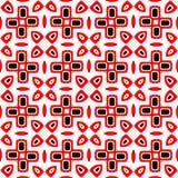 абстрактный красный цвет черноты предпосылки стоковые изображения rf