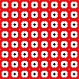 абстрактный красный цвет черноты предпосылки иллюстрация штока
