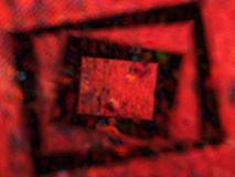 абстрактный красный цвет Стоковые Изображения RF