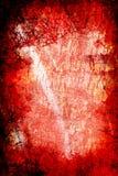 абстрактный красный цвет grunge предпосылки Стоковые Изображения RF