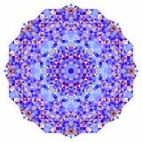 Абстрактный красочный фон круга Стоковая Фотография RF