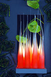 абстрактный кристалл Стоковое фото RF