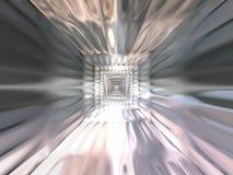 абстрактный кром предпосылки Стоковые Фотографии RF