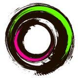 Абстрактный круглый элемент дизайна. Рамка для текста. Sp Стоковые Фото