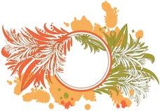 абстрактный круг Стоковое Фото