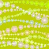 Абстрактный круг Стоковая Фотография RF