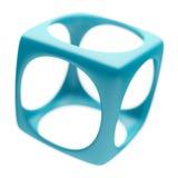 абстрактный кубик Стоковая Фотография