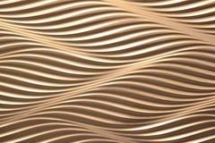 Абстрактный ландшафт нашивки Стоковые Изображения RF