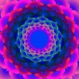 абстрактный лотос Стоковая Фотография RF