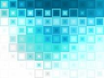 абстрактный льдед сини предпосылки Стоковые Фотографии RF