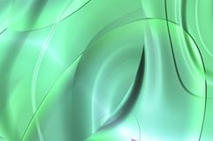 абстрактный льдед состава предпосылки Стоковые Фотографии RF