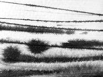 абстрактный макрос чернил 5 Стоковое фото RF