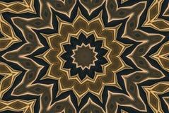абстрактный медальон Стоковые Изображения