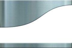 абстрактный металл зажима доски Стоковое фото RF