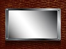 абстрактный металл предпосылки Стоковые Фотографии RF