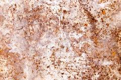 абстрактный металл ржавый Стоковые Фотографии RF