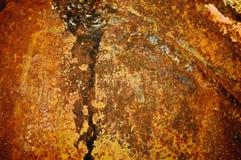 абстрактный металл grunge предпосылки Стоковая Фотография RF