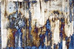 абстрактный металл grunge предпосылки Стоковые Изображения