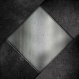 абстрактный металл предпосылки Стоковое Изображение RF