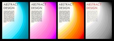 Абстрактный минималистский дизайн бесплатная иллюстрация