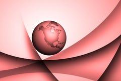 абстрактный мир Стоковые Изображения